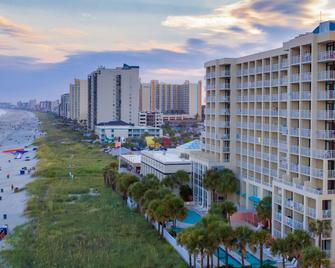 Ocean Drive Beach and Golf Resort - North Myrtle Beach - Gebouw