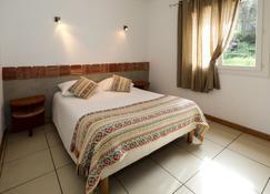 Hotel Macchie E Fiori - Pianottoli-Caldarello - Schlafzimmer