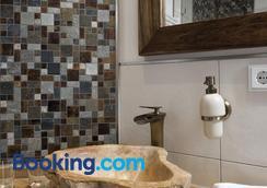 Hotel Linther Hof - Borkheide - Bathroom