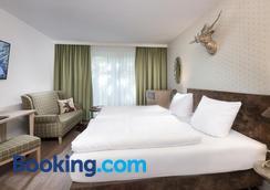 Hotel Linther Hof - Borkheide - Bedroom