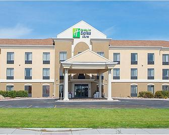 Holiday Inn Express & Suites Douglas - Дуглас - Building