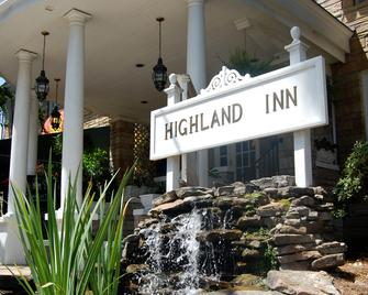 The Highland Inn - Atlanta - Building