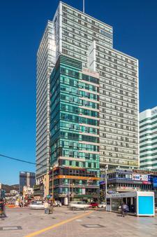 Elysia Boutique Hotel - Busan - Toà nhà