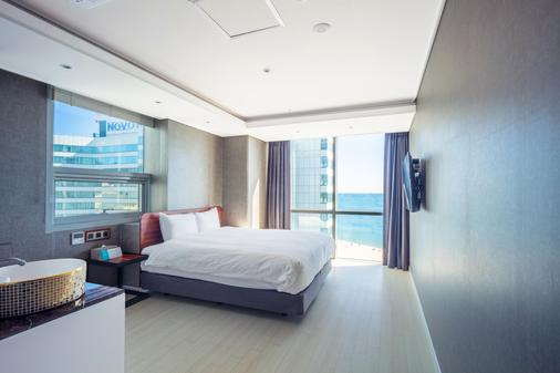 Elysia Boutique Hotel - Busan - Bedroom