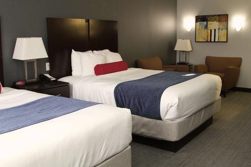 Best Western Plus Olathe Hotel - Olathe - Bedroom