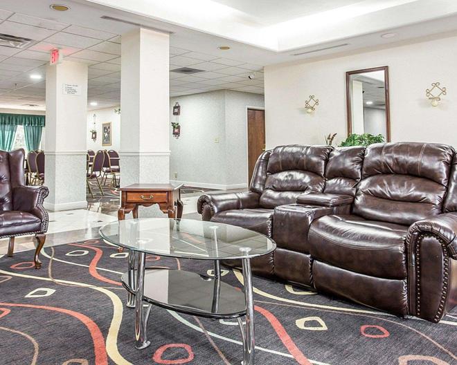 伊克諾套房酒店 - 馬利塔 - 瑪麗埃塔(喬治亞州) - 休閒室