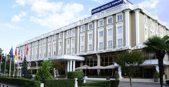 Eresin Hotels Topkapi - Estambul - Edificio