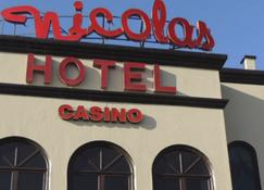 San Nicolas Hotel and Casino - Ensenada - Building