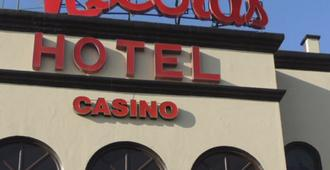 San Nicolas Hotel and Casino - Ensenada - Edificio