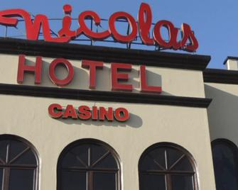 San Nicolas Hotel and Casino - Ensenada - Κτίριο