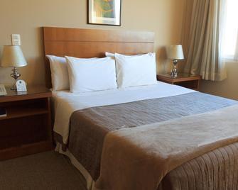 Convair Hotel - Ciudad Del Este - Slaapkamer