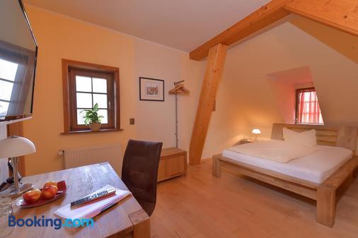 Gasthaus Zur Noll - Jena - Bedroom