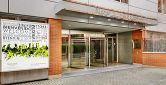 Sercotel Madrid Aeropuerto - Madrid - Byggnad