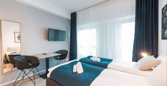 Forenom Aparthotel Helsinki Pikku Huopalahti - Helsinki - Bedroom