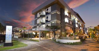 Xenius Hotel - Ζοάο Πεσόα - Κτίριο