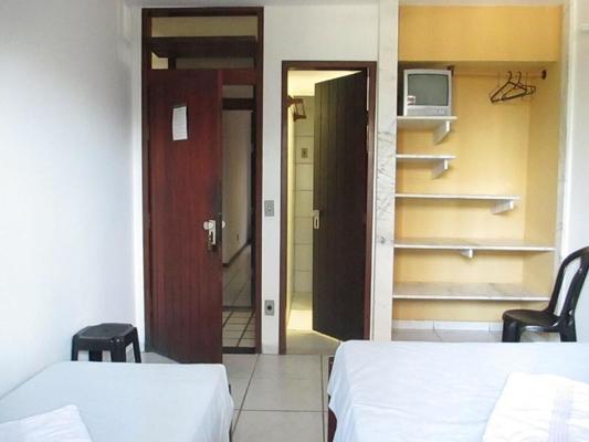 Hotel Pousada Ibérica - Natal - Bedroom