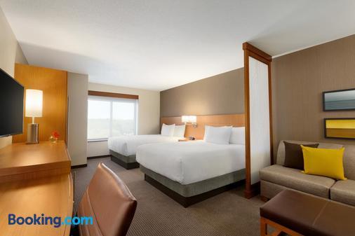 Hyatt Place Niagara Falls - Niagara Falls - Phòng ngủ