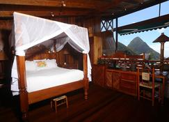 Ladera Resort - Soufrière - Bedroom