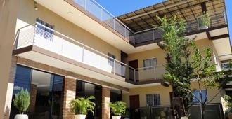 Hostel Plan - Μπραζίλια - Κτίριο