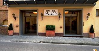 Hotel Athena - Siena - Bygning