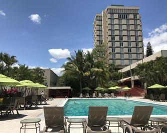 Hotel Honduras Maya - Tegucigalpa - Piscina