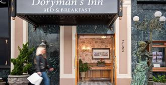 Dorymans Oceanfront Inn - Newport Beach - Vista del exterior