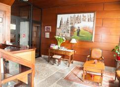 安特勒瑟卡斯酒店 - 聖地牙哥康波 - 聖地亞哥-德孔波斯特拉 - 建築