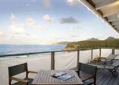 Hotel Manapany - Gustavia - Balcon