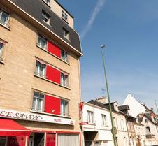 The Originals City, Hôtel Le Savoy, Caen (Inter-Hotel)