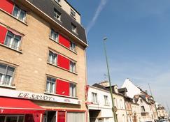 The Originals City, Hôtel Le Savoy, Caen (Inter-Hotel) - Καέν - Κτίριο