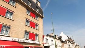 The Originals City, Hôtel Le Savoy, Caen (Inter-Hotel) - Caen - Building