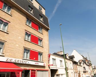The Originals City, Hôtel Le Savoy, Caen (Inter-Hotel) - Caen - Building