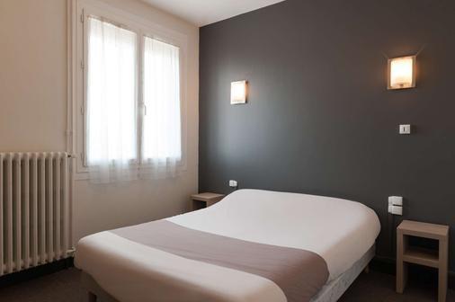 The Originals City, Hôtel Le Savoy, Caen (Inter-Hotel) - Καέν - Κρεβατοκάμαρα