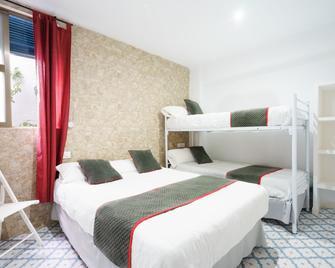 Pensión Riad Mediterraneo - Barbate - Schlafzimmer