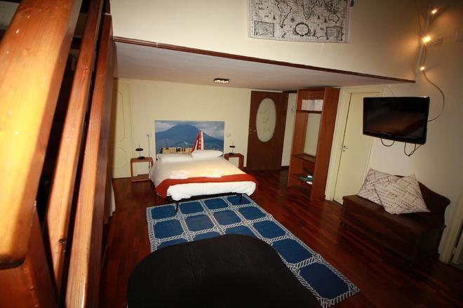 那不勒斯住宿加早餐旅館 - 那不勒斯 - 臥室