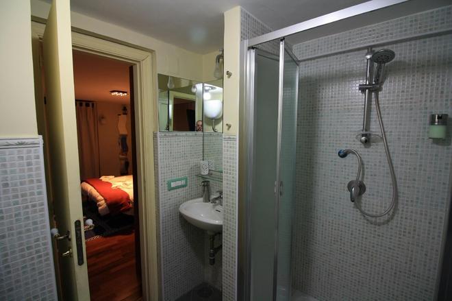 那不勒斯住宿加早餐旅館 - 那不勒斯 - 浴室