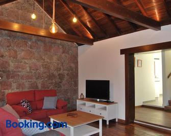 Casa Guayarmina - Tejeda - Living room