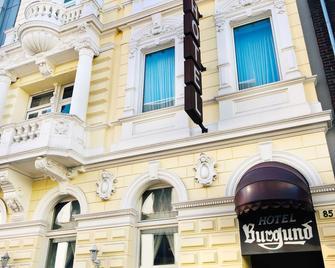Hotel Burgund - Mönchengladbach - Byggnad
