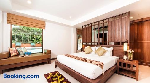 拉塔納山酒店 - 布吉 - 芭東海灘 - 臥室