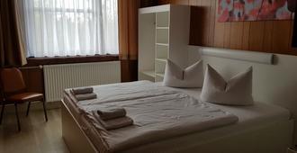 Central-Hotel Tegel - ברלין - חדר שינה