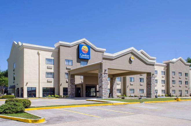 Comfort Inn & Suites - Covington - Building