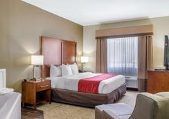 Comfort Inn & Suites - Covington - Bedroom