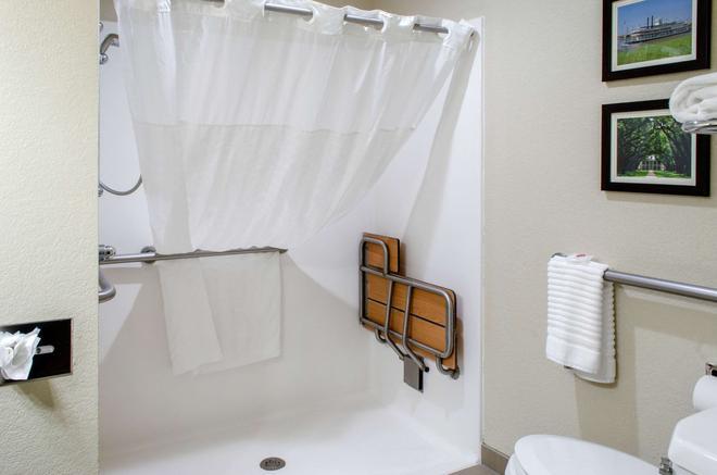 Comfort Inn & Suites - Covington - Bathroom