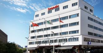 Scandic St. Olavs plass - Осло - Здание