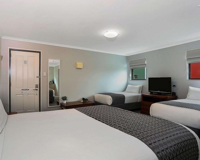 Quality Inn & Suites The Menzies - Ballarat - Makuuhuone