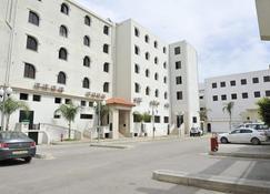 Numidien Hotel - Argel - Edificio