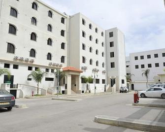 Numidien Hotel - Algier - Gebäude