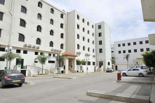 Numidien Hotel - Algiers - Building