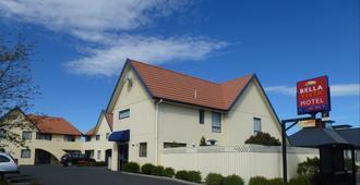 Bella Vista Motel Mosgiel - Dunedin - Κτίριο