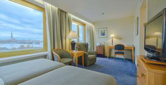 Blu Daugava 麗笙酒店 - 里加 - 里加 - 臥室